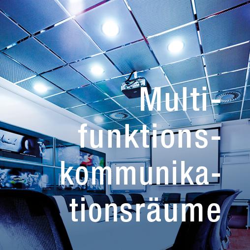 Multifunktionskommunikationsraeume RO